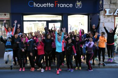 Les « Girls Run » partent de Chouette France
