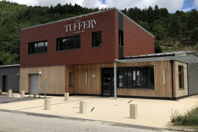 Visite de l'Atelier Tuffery à Florac