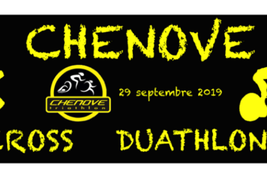 Chouette France, partenaire de Chenôve Duathlon